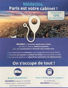 flyer Docadom