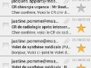 08 - Liste messages